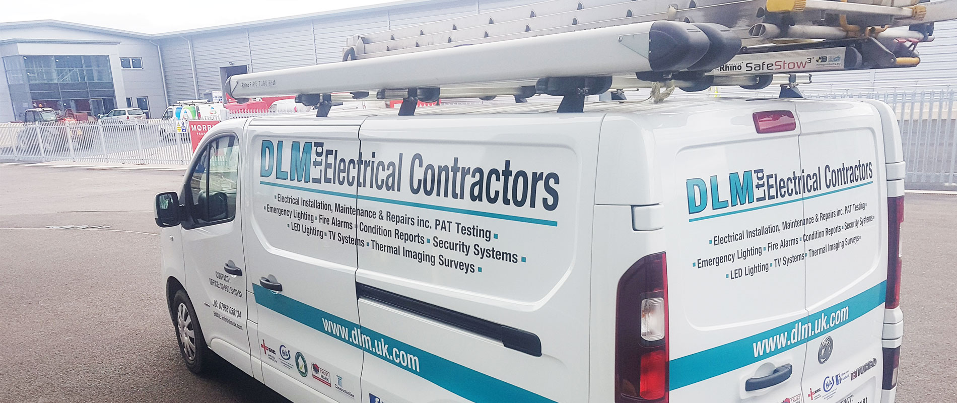 Electrical Contractors in Telford, Shropshire
